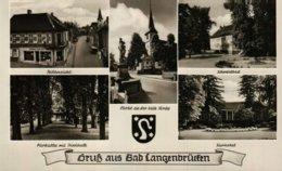 Gruss Aus Bad Langenbrücken - Bad Schoenborn