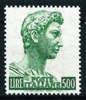 Italia Nº 738a (papel Fluorescente) Nuevo - 1946-60: Nuevos