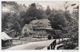 """Carte Postale 67. Oberhaslach  Chalet-hotel """"Les Cascades Du Nideck""""   Très Beau Plan - Non Classés"""