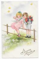Illustrateur Hannes Petersen Amoureux Papillons - Petersen, Hannes
