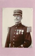 MILITAIRE - 113em Régiment Infanterie,Arras (photo En 1903, Format 10cm X 7,8cm) - Guerre, Militaire
