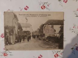 Souvenirs Des Manoeuvres D'automne 1907  7ème Corps D'armée Au Cantonnement (Besançon) Doubs - Sin Clasificación