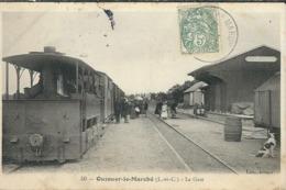 Loir Et Cher : Ouzouer Le Marché, La Gare - Other Municipalities