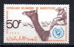 Sello  Nº A-88 Mauritania - Sellos