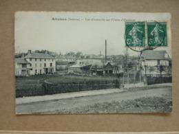 80 Somme Airaines Vue D'ensemble De L'Usine D'Electricité - France