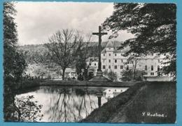 ABBAYE DE NOTRE-DAME D'IGNY Par Arcis-le-Ponsart - Le Miroir Et La Croix De Huysmans Carte Circulé 1970 - Andere Gemeenten