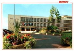 CPM - BONDY - HÔTEL De VILLE .... - Bondy