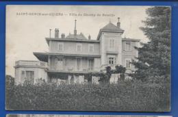 SAINT-GENIX-sur-GUIERS   Villa Champ De Bataille - Frankreich