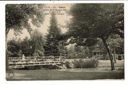 CPA-Carte Postale France - Tours- Jardin Des Prébendes D'Oè- VM6851 - Tours