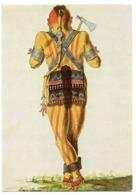 CPM    17    LA ROCHELLE           MUSEE DU NOUVEAU MONDE     GUERRIER MOHAWK - Indiens De L'Amerique Du Nord