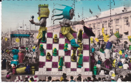 CPSM CARNAVAL DE NICE LE NAIN JAUNE - Carnaval
