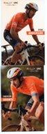 Cyclisme Cartes Postale Team RALLY UHC 2019 Complet - Radsport