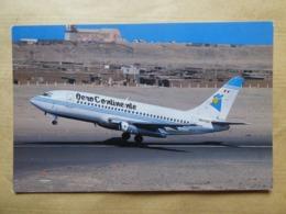 AERO CONTINENTE   B 737 204   OB 1493 - 1946-....: Moderne