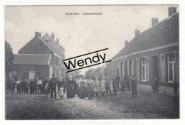 Zandvliet (Keizerstraat Animée) Uitg. Hoelen N° 4288 - Antwerpen