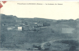 CPA Ville-sur-Jarnioux Le Hameau Du Cosset - France