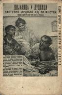 Old Postcard SERBIA - Anti-Alcoolisme Propaganda - Serbien