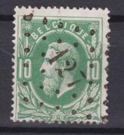 N° 30 :  127 FLERON COBA +6.00 - 1869-1883 Leopoldo II