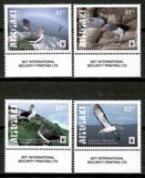 Aitutaki 2016 Cook Islands / Birds MNH Vögel Aves Oiseaux Uccelli  / Cu14638  41-35 - Pájaros