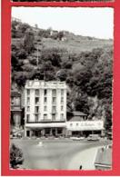 ROYAT 1964 PLACE ALLARD HOTEL CENTRAL TUBE CITROEN CARTE EN BON ETAT - Royat