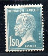 France / N 181  /   1 F 50   Bleu   / NEUF Avec  Charnière - Ungebraucht