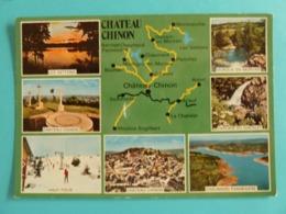CHATEAU CHINON ET ENVIRONS MULTIVUES - Chateau Chinon