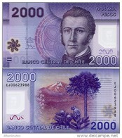 CHILE        2000 Pesos        P-162[c]       2012         UNC - Chili