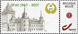 MyStamp Kasteel 50 Jaar O.F.A.C. 1967 - 2017 - 1985-.. Vogels (Buzin)