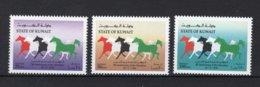 KUWAIT Yt. 1374/1376 MNH** 1996 - Kuwait