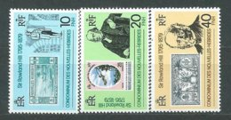 NOUVELLES-HEBRIDES N° 553/55 ** TB - French Legend