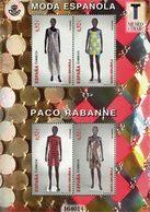ESPAGNE Bloc Mode - Paco Rabanne 2013 Neuf ** MNH - 2011-... Unused Stamps