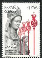 ESPAGNE 400ans Confrérie/Vierge Bl.1v Neuf ** MNH - 1931-Aujourd'hui: II. République - ....Juan Carlos I