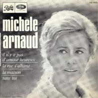 """Michèle Arnaud  """"  Il N'y A Pas D'amour Heureux  """" - Unclassified"""
