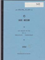LES REGLES DU JEU DE LA PHILATELIE THEMATIQUE Par Remans De Doncker 35 Pages - Motive