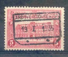 K258 -België  Spoorweg Chemin De Fer Met Stempel  ARDOYE COOLSCAMP - Chemins De Fer
