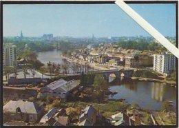 Nantes / Pont De La Tortiere Sur L'erdre / Format 10.5 X 15 Cm / 1970 - Nantes