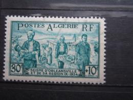 VEND BEAU TIMBRE D ' ALGERIE N° 324 , XX !!! - Algerien (1924-1962)