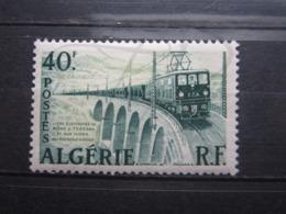 VEND BEAU TIMBRE D ' ALGERIE N° 340 , XX !!! - Algerien (1924-1962)