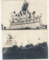 2 Photo-cartes BERINGEN Beverlo 1913 Cavalcade - Beringen