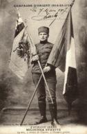 Old Postcard SERBIA - MILTARIA - WW1 - MILOUNKA STAVITZ - Weltkrieg 1914-18