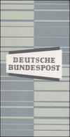 Ministerkarte Bund 445-446 EUROPA / CEPT Typ IIIc, Satz ** Und ESSt Bonn 1964 - [7] Federal Republic