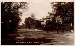 CLAREMONT ROAD SURBITON - Autres