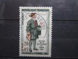 "VEND BEAU TIMBRE DE FRANCE N° 1285 , OBLITERATION "" SAINTE-ADRESSE "" !!! - Used Stamps"