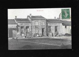 C.P.A. DE OELLEVILLE 88 - Francia