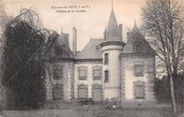 ¤¤   -   Environs De HEDE    -  Chateau De La Chatière   -  ¤¤ - Andere Gemeenten