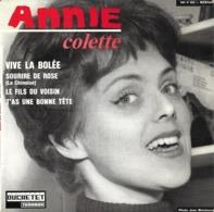 """Annie Colette  """"  Vive La Bolée  """" - Unclassified"""