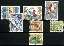 Bélgica Nº 1114/20 Usados. Cat.13€ - Used Stamps