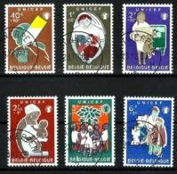 Bélgica Nº 1153/58 Usados. Cat.11€ - Used Stamps