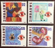 Zimbabwe 2002 Childline Anniversary MNH - Zimbabwe (1980-...)