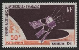 TAAF 1966 - Mi-Nr. 35 ** - MNH - Raumfahrt / Space (I) - Französische Süd- Und Antarktisgebiete (TAAF)