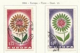 PIA - FRA - 1964 : Europa CEPT - (Yv 1430-31) - France